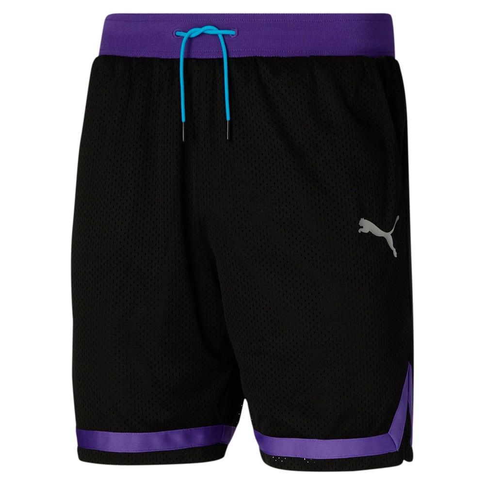 Image Puma Super Mario™ Knitted Men's Basketball Shorts #1