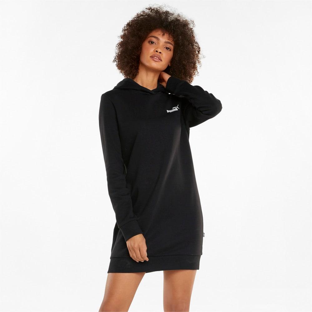 Зображення Puma Плаття Essentials Hooded Women's Dress #1: Puma Black