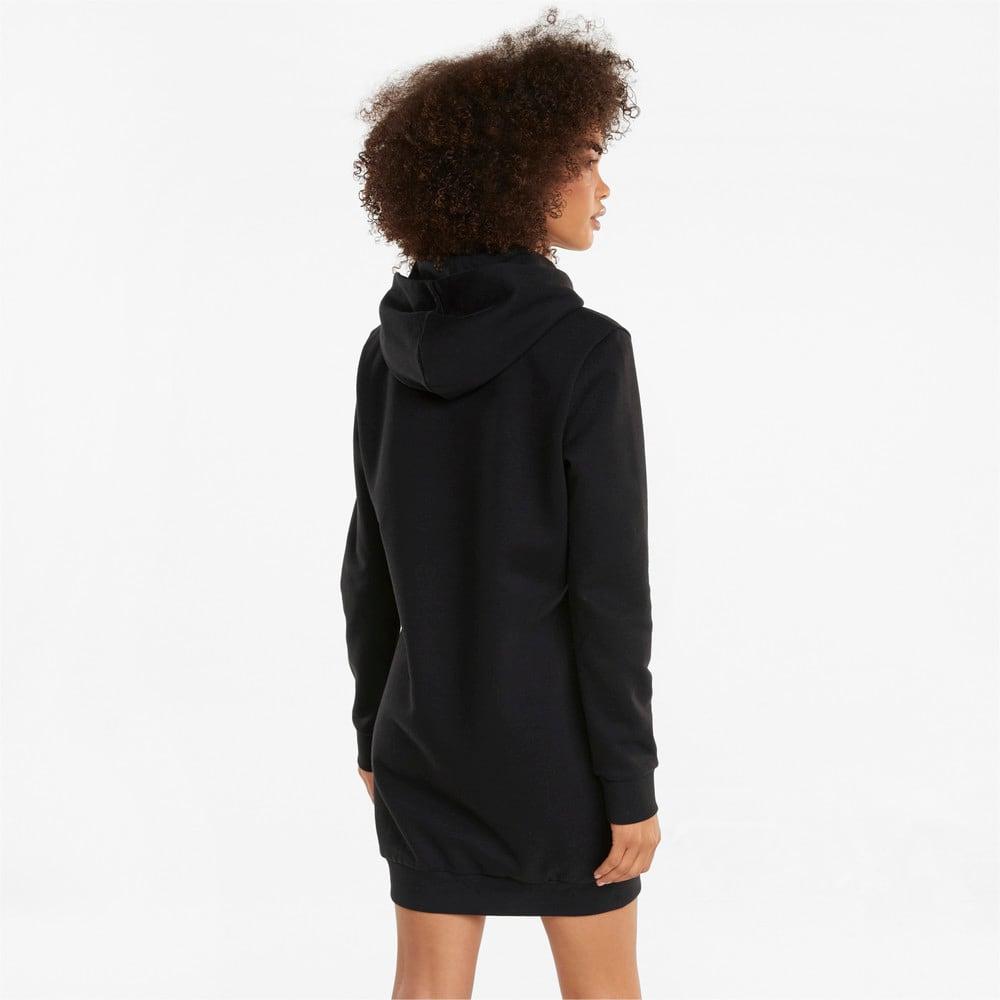 Зображення Puma Плаття Essentials Hooded Women's Dress #2: Puma Black