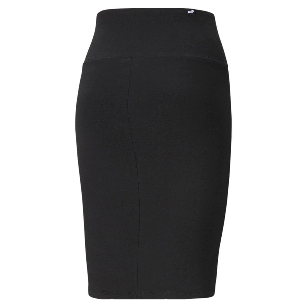 Зображення Puma Спідниця Essentials Graphic Women's Skirt #2: Puma Black