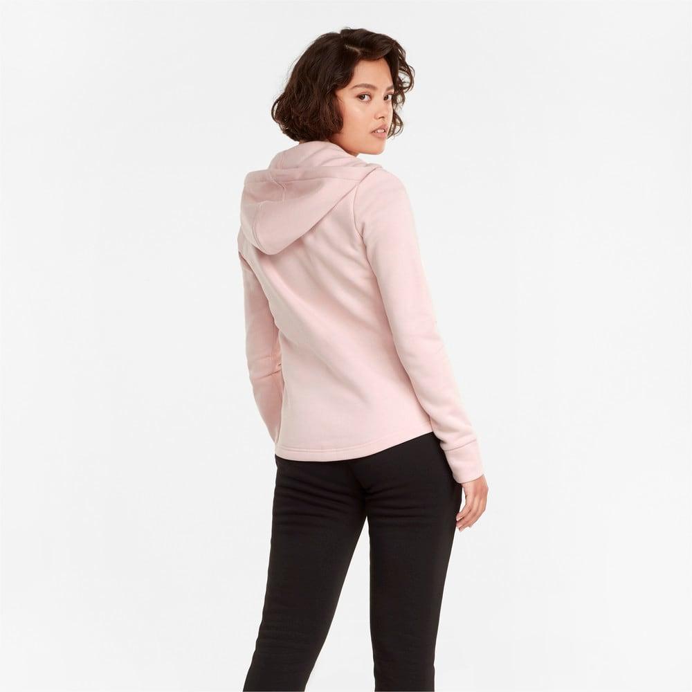 Изображение Puma Спортивный костюм Classic Hooded Women's Tracksuit #2: Lotus