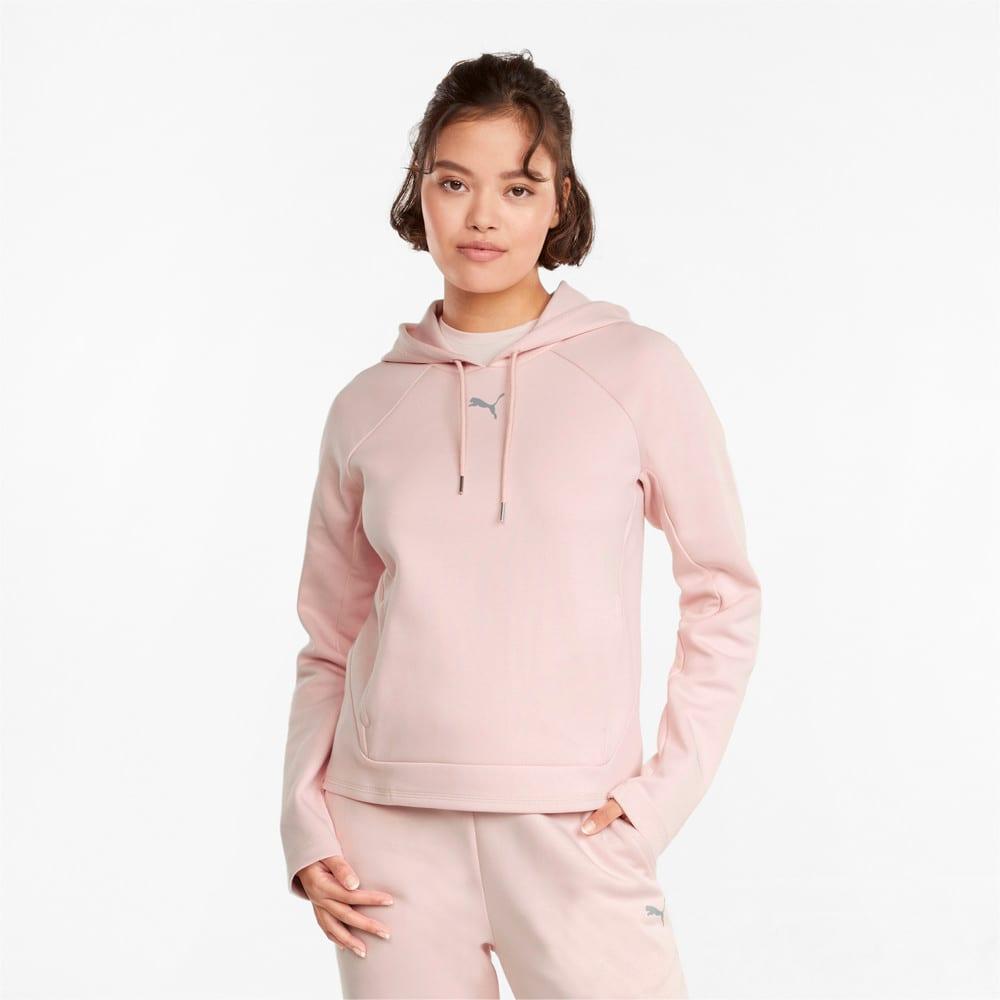 Görüntü Puma EVOSTRIPE Kadın Kapüşonlu Sweatshirt #1