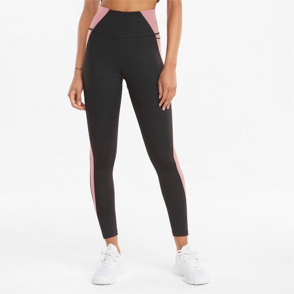 Imagen PUMA Leggings de largo 7/8 con cintura alta para mujer Evostripe #1