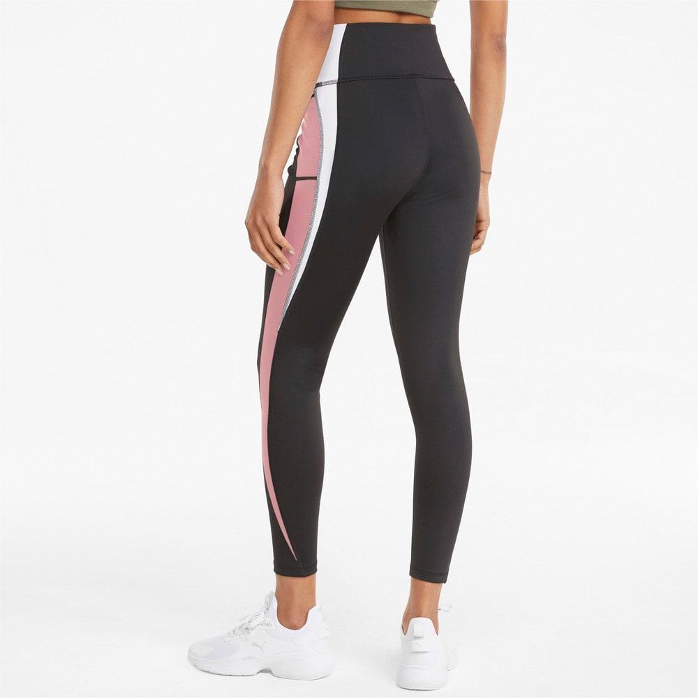 Imagen PUMA Leggings de largo 7/8 con cintura alta para mujer Evostripe #2