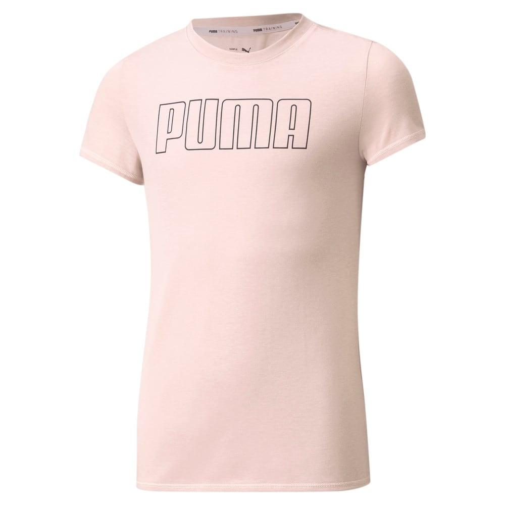 Изображение Puma Детская футболка Runtrain Youth Tee #1