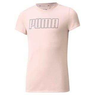 Изображение Puma Детская футболка Runtrain Youth Tee