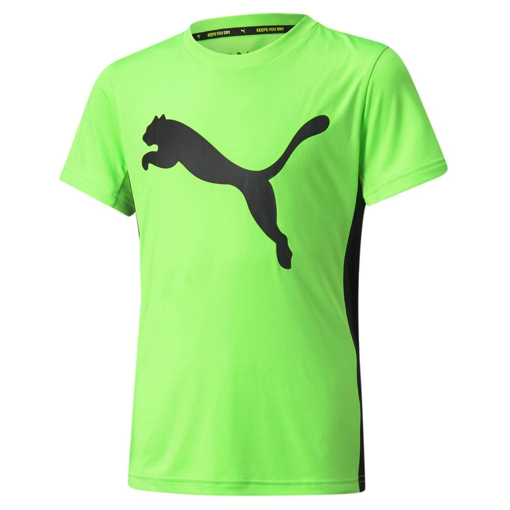 Изображение Puma Детская футболка Active Sport Polyester Youth Tee #1