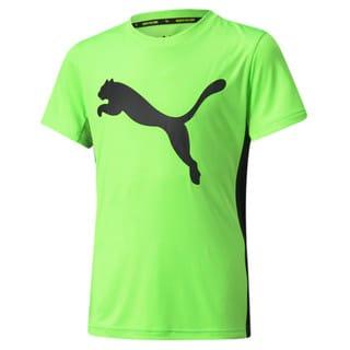 Изображение Puma Детская футболка Active Sport Polyester Youth Tee