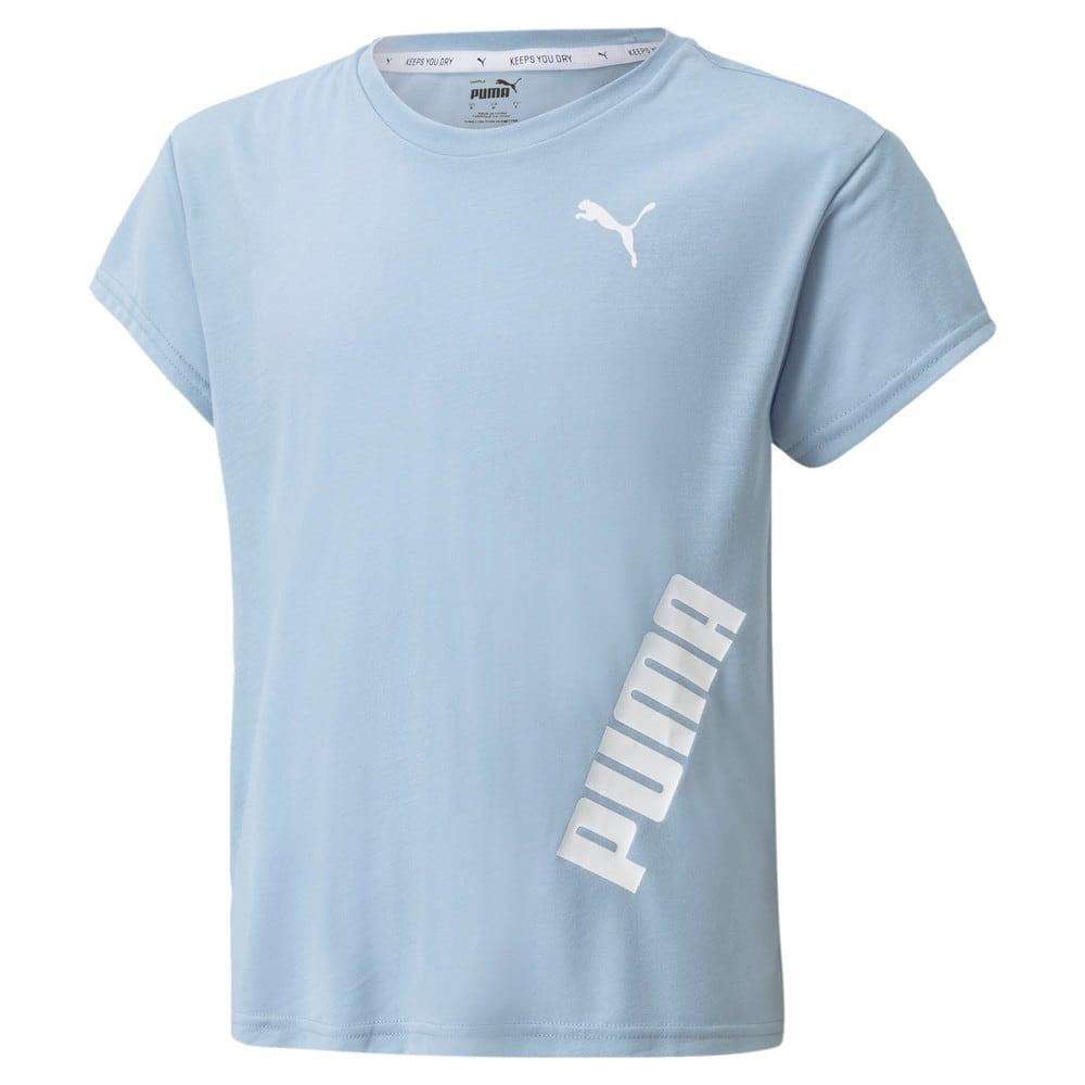 Изображение Puma Футболка Modern Sports Youth Tee #1: Blue Fog