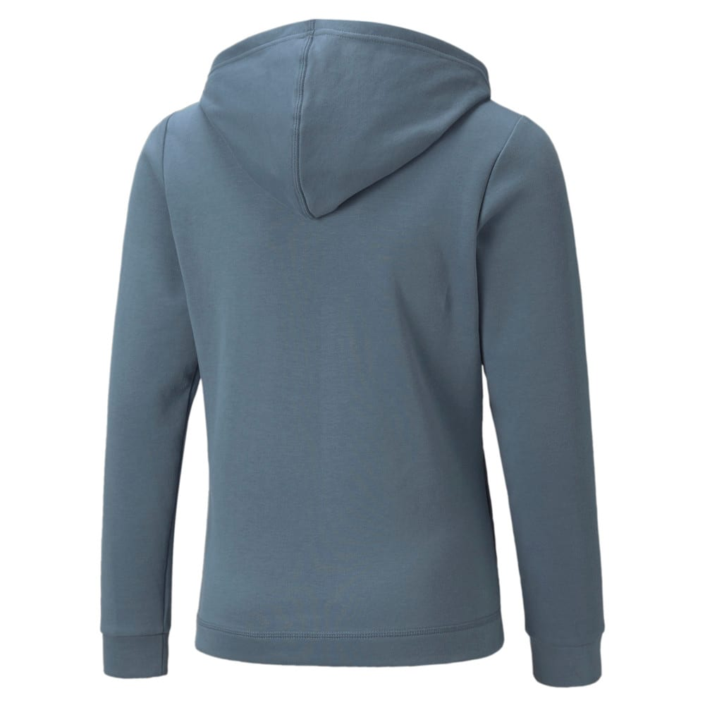 Зображення Puma Дитяча толстовка Modern Sports Full-Zip Youth Hoodie #2: China Blue