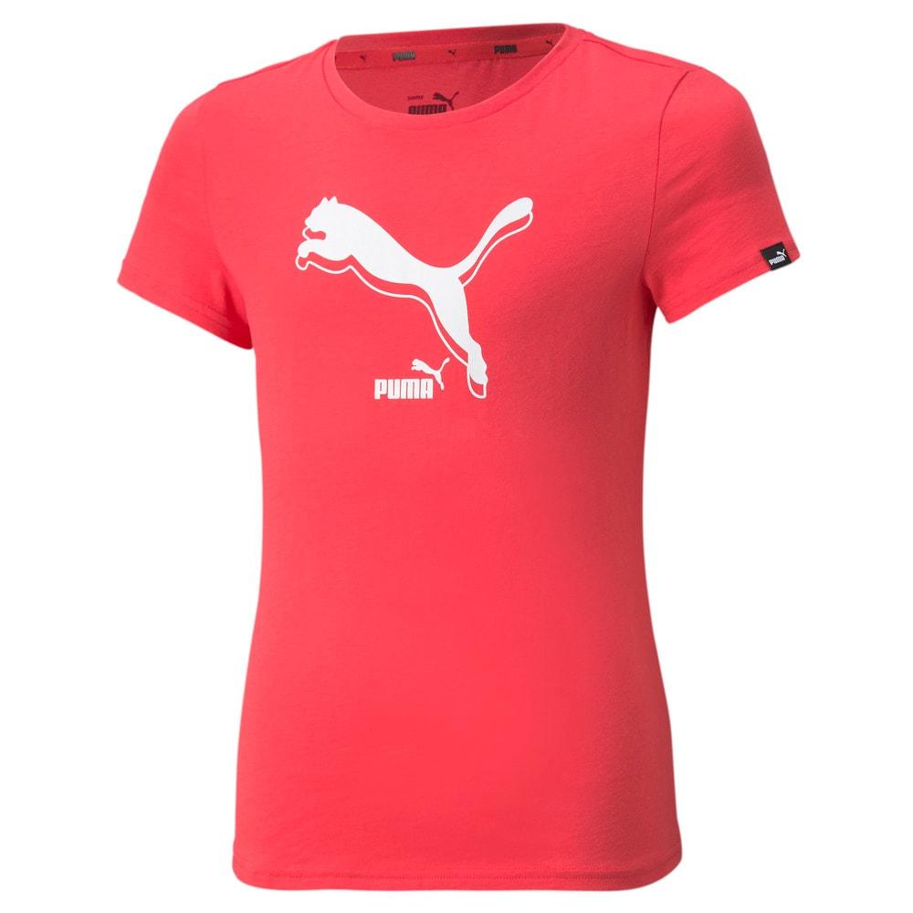 Image PUMA Camiseta POWER Logo Juvenil #1