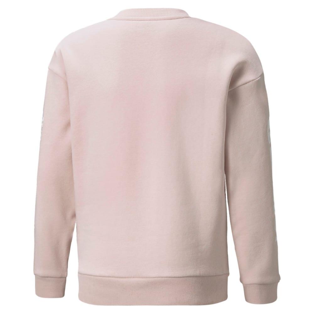 Image Puma Alpha Crew Neck Youth Sweater #2