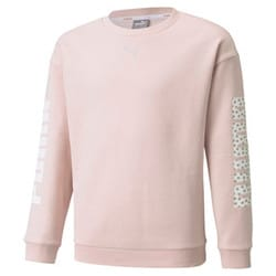 Alpha Crew Neck Youth Sweater