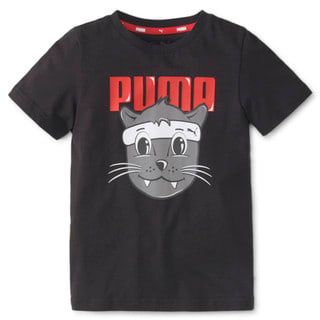 Зображення Puma Дитяча футболка LIL PUMA Kids' Tee