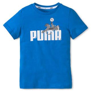 Изображение Puma Детская футболка LIL PUMA Kids' Tee