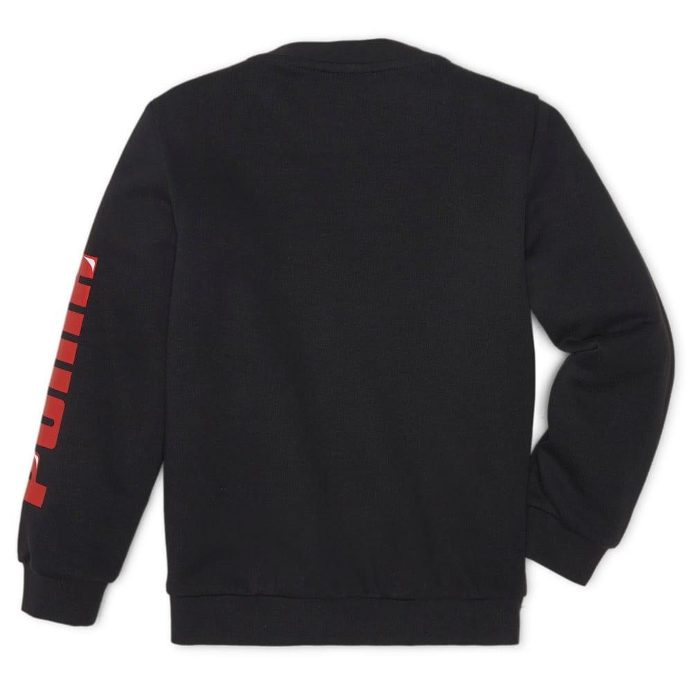 Зображення Puma Дитяча толстовка LIL PUMA Crew Neck Kids' Sweater #2: Puma Black