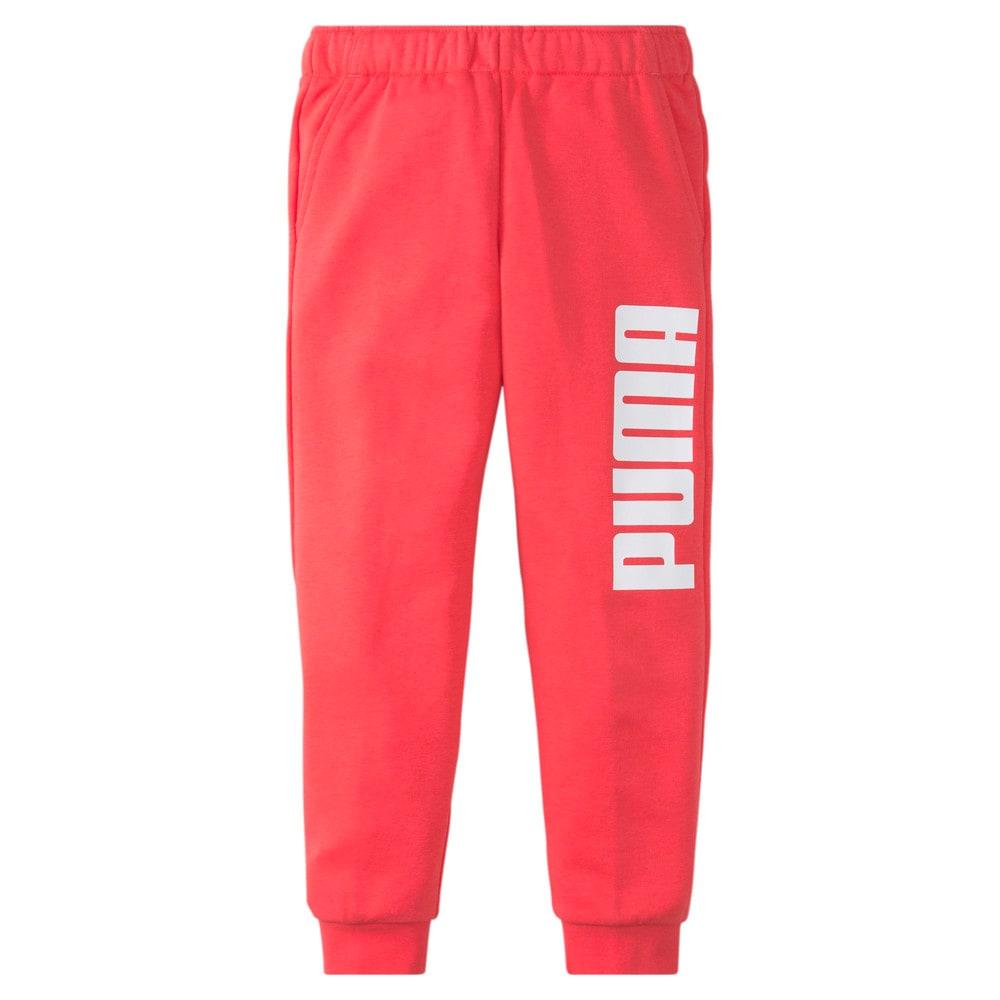 Изображение Puma Детские штаны LIL PUMA Kids' Sweatpants #1: Paradise Pink