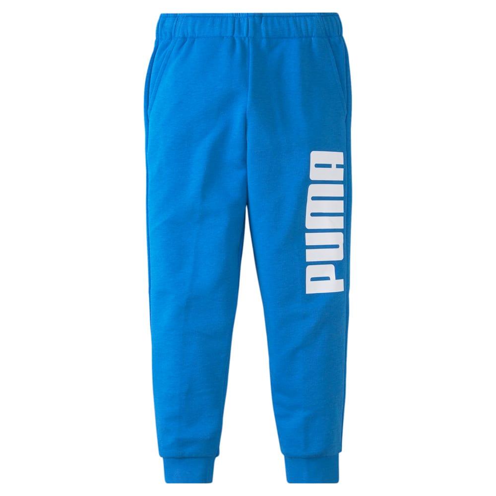 Зображення Puma Дитячі штани LIL PUMA Kids' Sweatpants #1: Future Blue