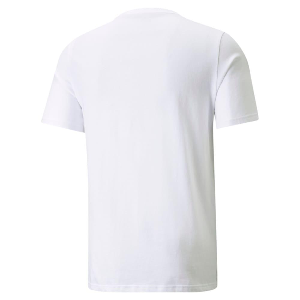 Image PUMA Camiseta Graphic Metallic Masculina #2