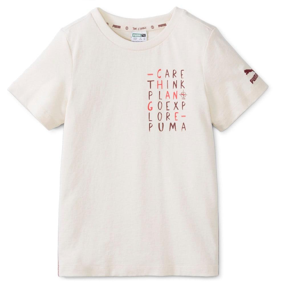 Изображение Puma Детская футболка T4C Kids' Tee #1: no color