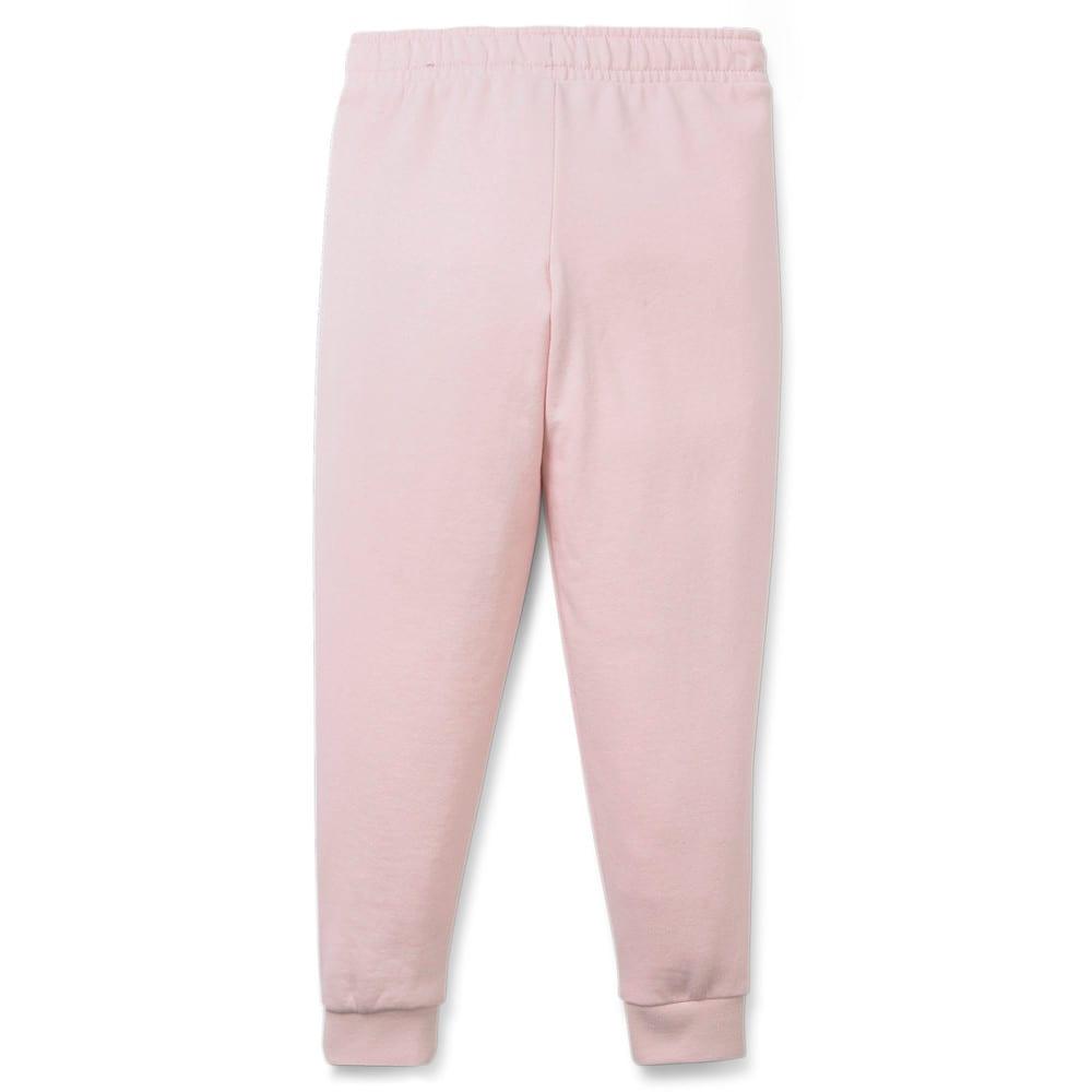 Изображение Puma Детские штаны T4C Kid's Sweatpants #2: Lotus