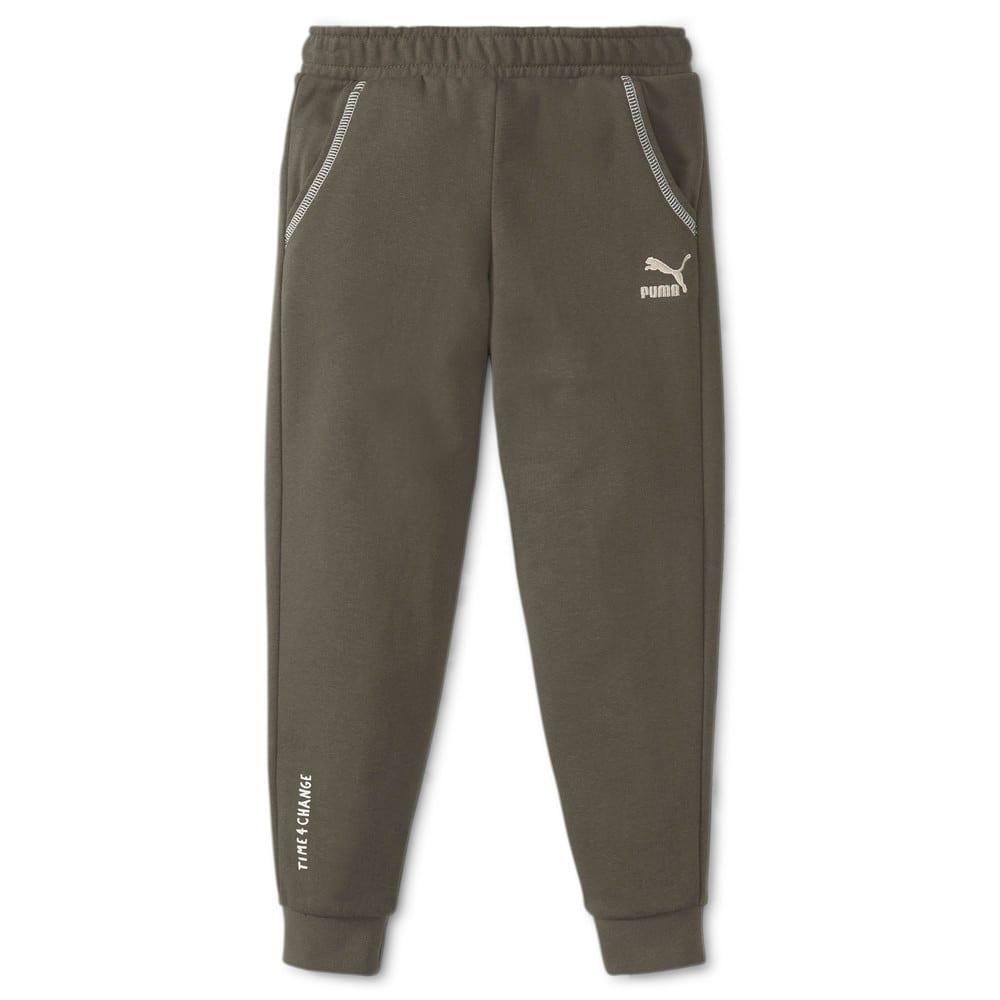 Зображення Puma Дитячі штани T4C Kid's Sweatpants #1: Grape Leaf