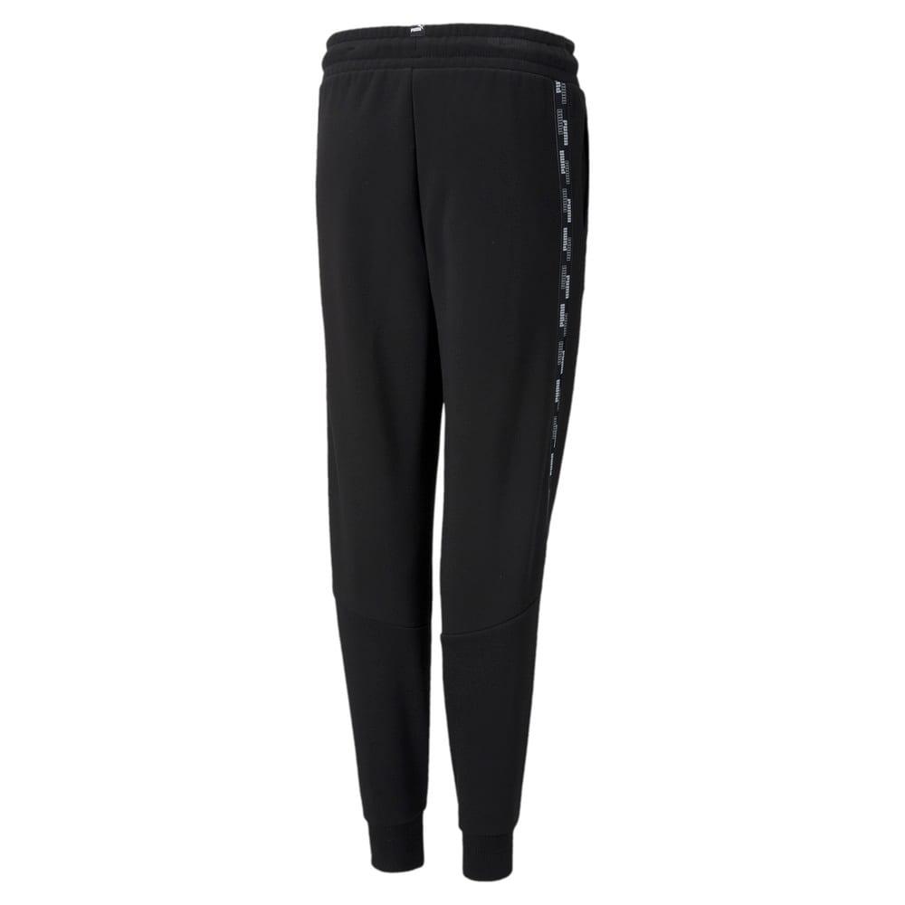 Зображення Puma Дитячі штани Power Youth Sweatpants #2: Puma Black