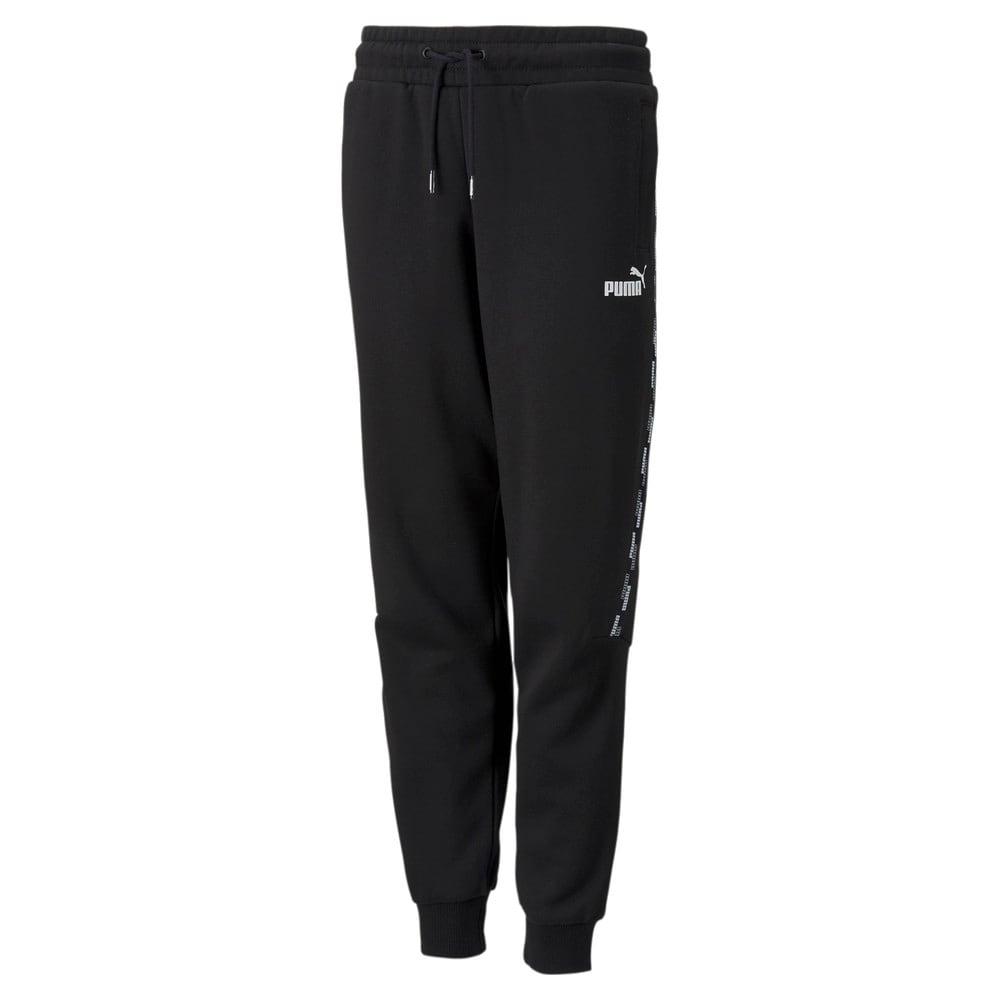 Зображення Puma Дитячі штани Power Youth Sweatpants #1: Puma Black