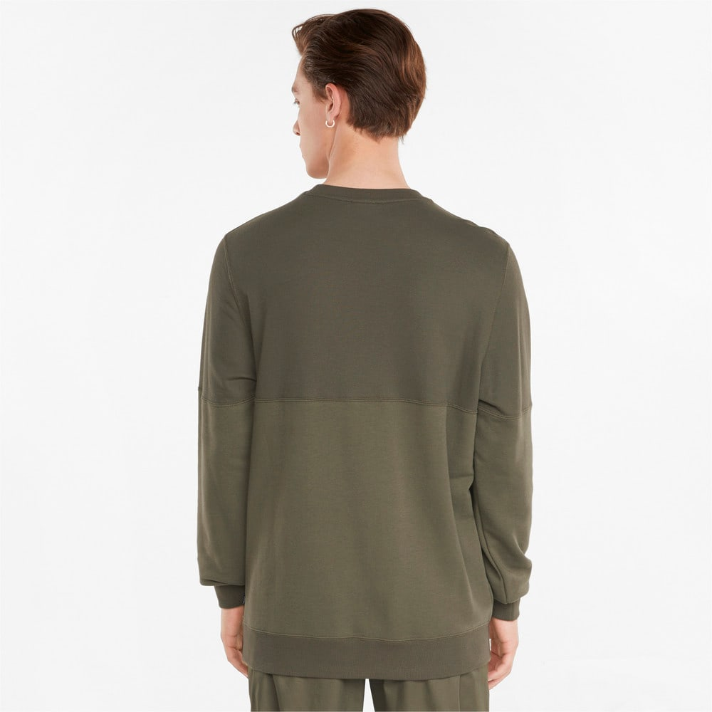 Image Puma Modern Basics Crew Neck Men's Sweatshirt #2