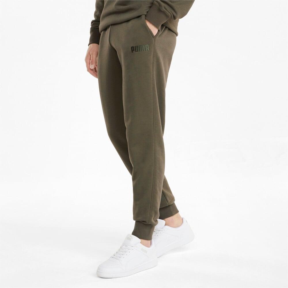 Изображение Puma Штаны Modern Basics Men's Pants #1: Grape Leaf