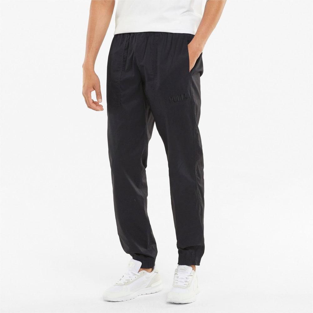 Imagen PUMA Pantalones de corte chino para hombre Modern Basics #1
