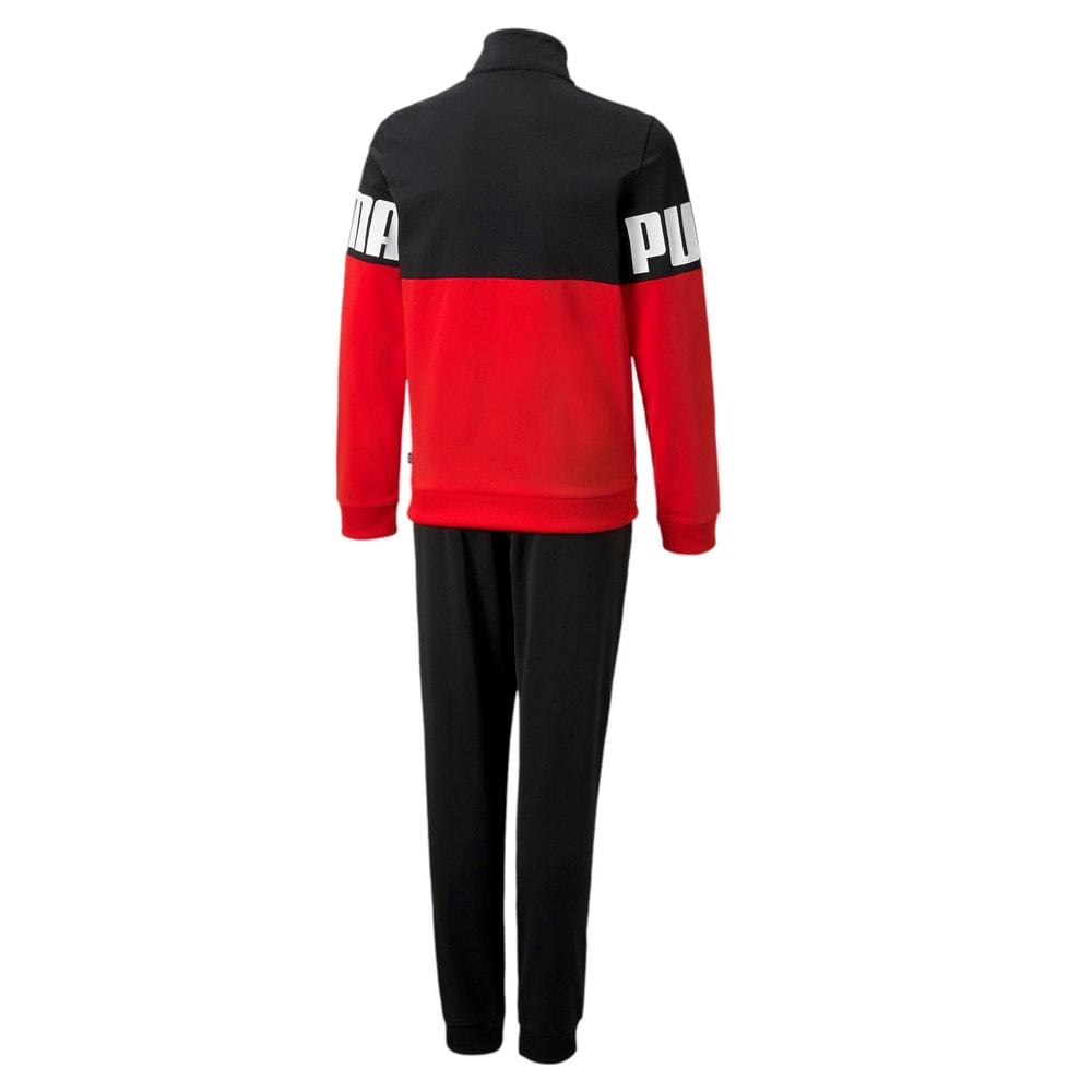 Изображение Puma Детский спортивный костюм POWER Youth Tracksuit #2