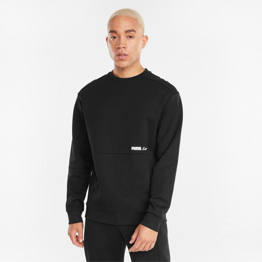 Зображення Puma Толстовка RAD/CAL Crew Neck Men's Sweatshirt #1: Puma Black