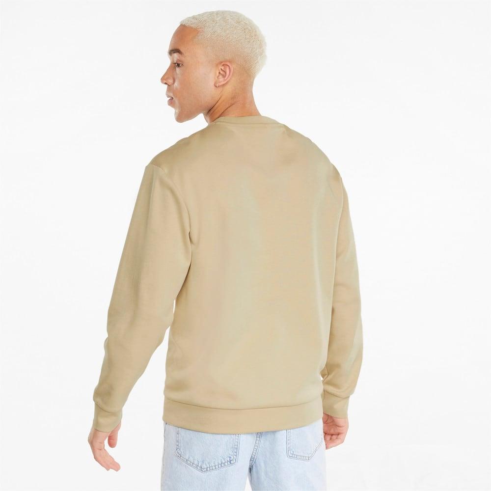 Изображение Puma Толстовка RAD/CAL Crew Neck Men's Sweatshirt #2: Pebble