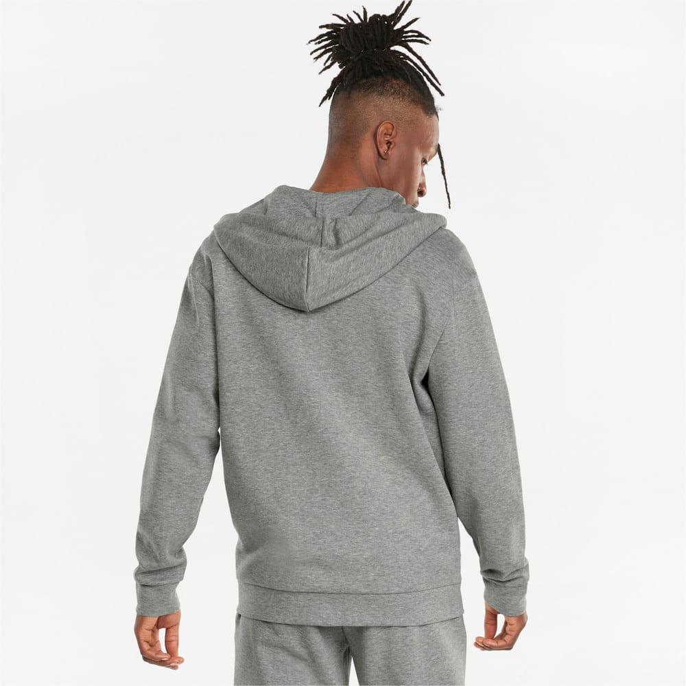 Изображение Puma Толстовка RAD/CAL Full-Zip Men's Hoodie #2: Medium Gray Heather