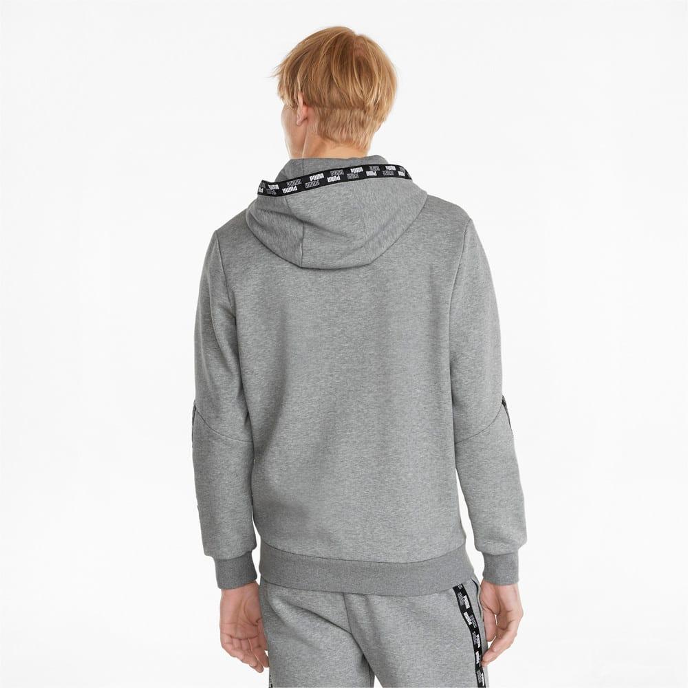 Зображення Puma Толстовка Power Full-Zip Men's Hoodie #2: Medium Gray Heather
