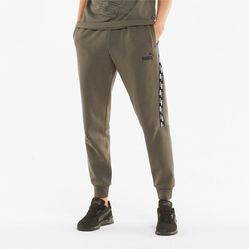 Изображение Puma Штаны Power Men's Sweatpants #1: Grape Leaf