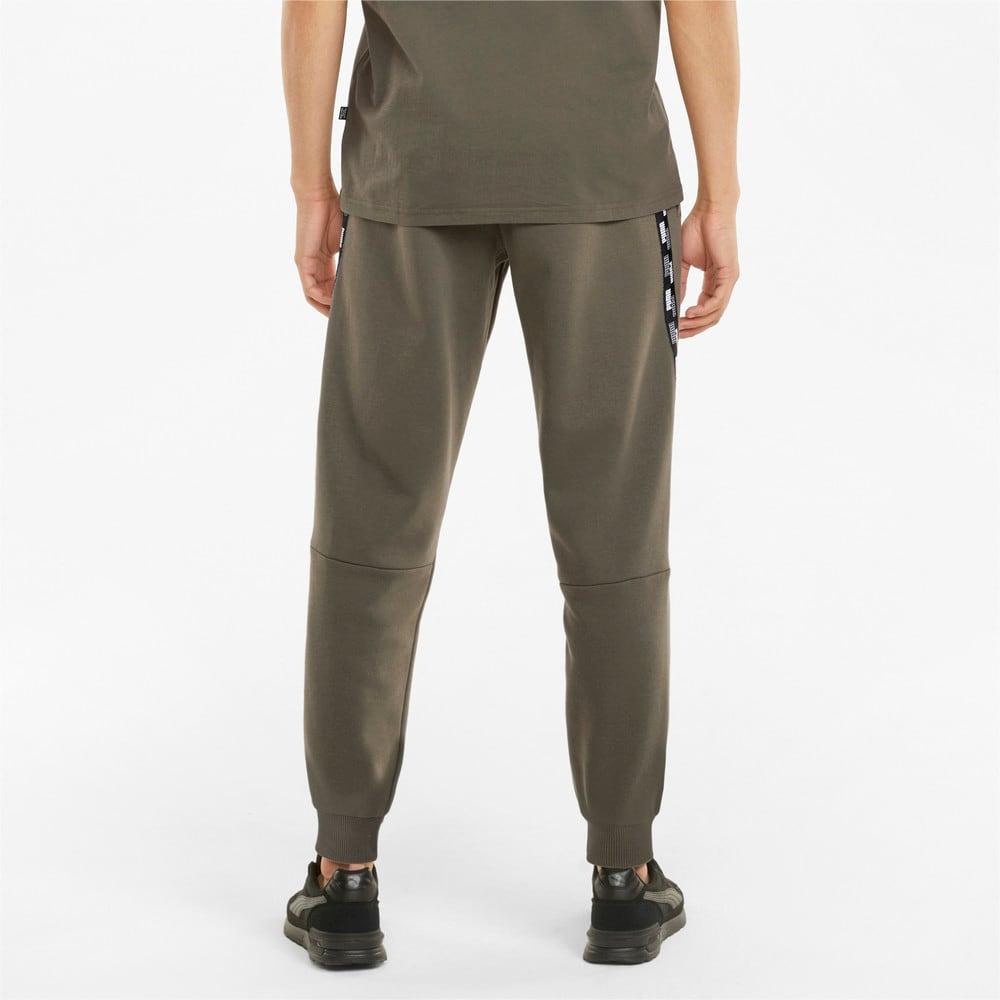 Изображение Puma Штаны Power Men's Sweatpants #2: Grape Leaf
