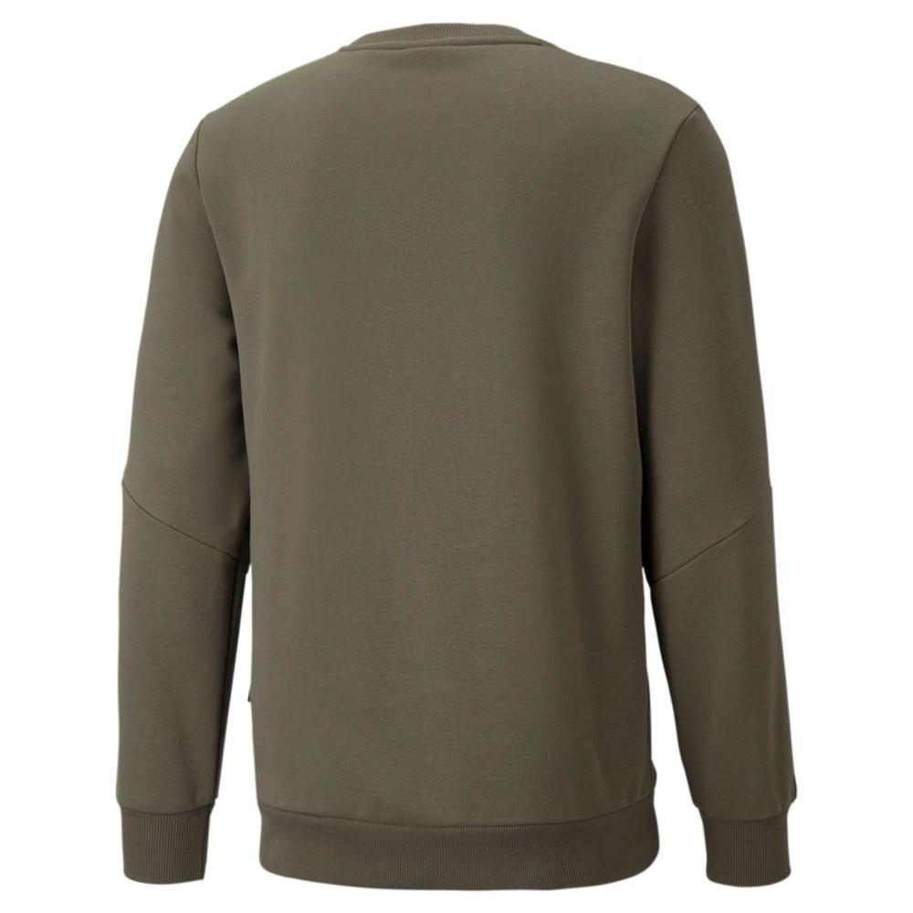 Зображення Puma Толстовка Power Tape Crew Neck Men's Sweatshirt #2: Grape Leaf