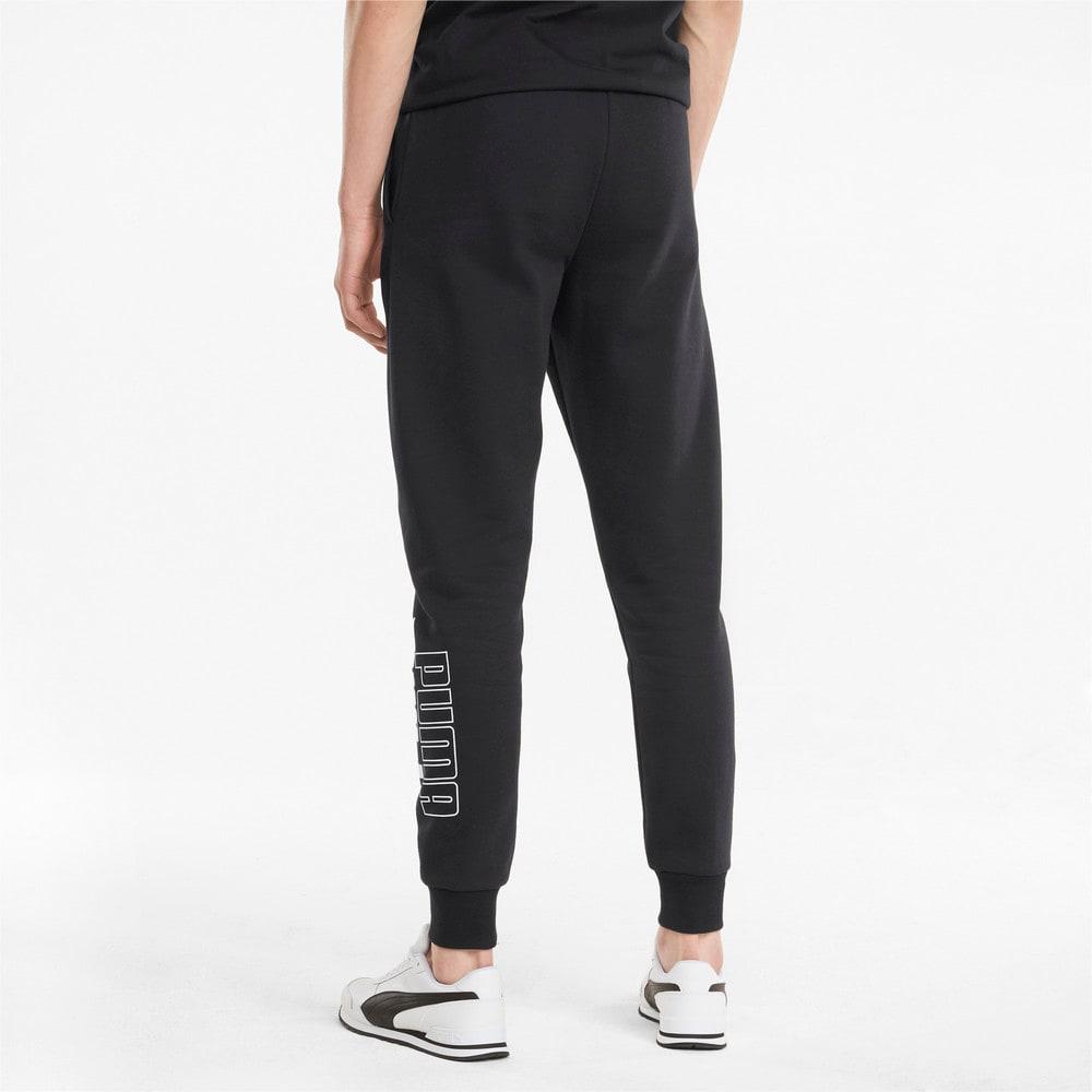 Зображення Puma Штани Power Men's Sweatpants #2: Puma Black