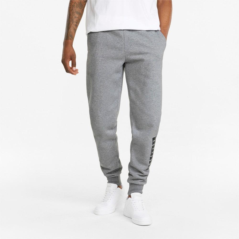 Зображення Puma Штани Power Men's Sweatpants #1: Medium Gray Heather