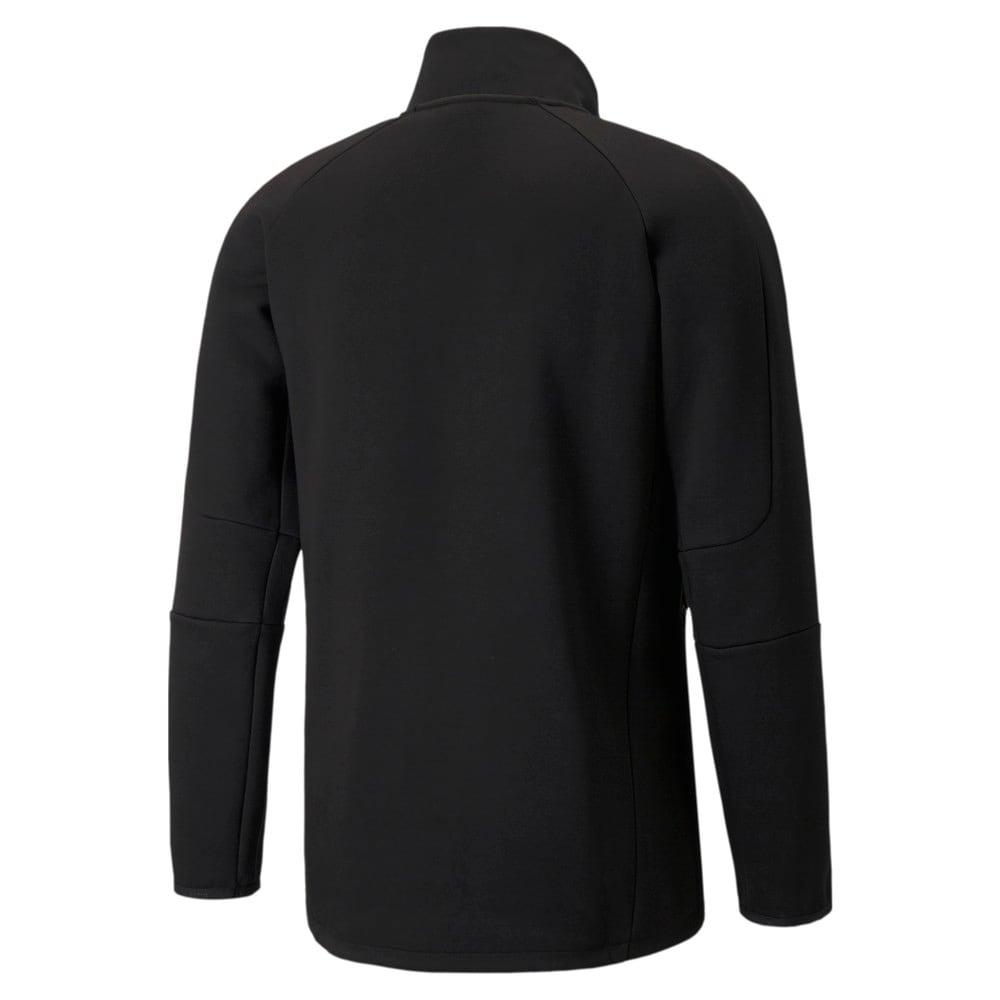 Изображение Puma Толстовка Evostripe Half-Zip Men's Pullover #2