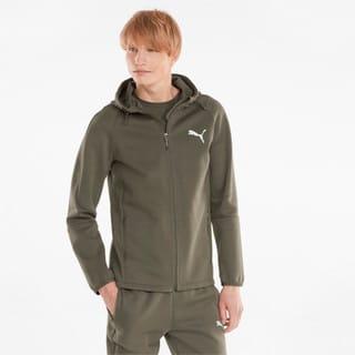 Görüntü Puma EVOSTRIPE Fermuarlı Erkek Kapüşonlu Sweatshirt
