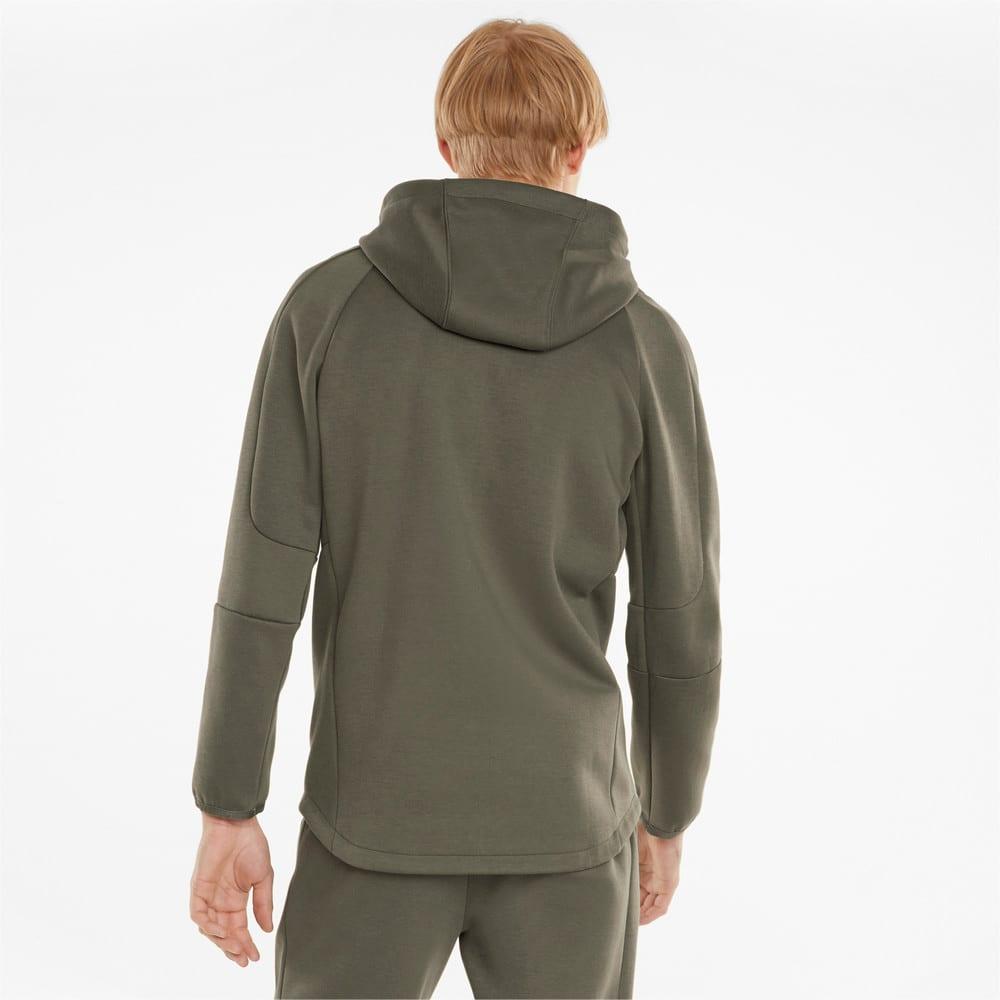 Görüntü Puma EVOSTRIPE Fermuarlı Erkek Kapüşonlu Sweatshirt #2
