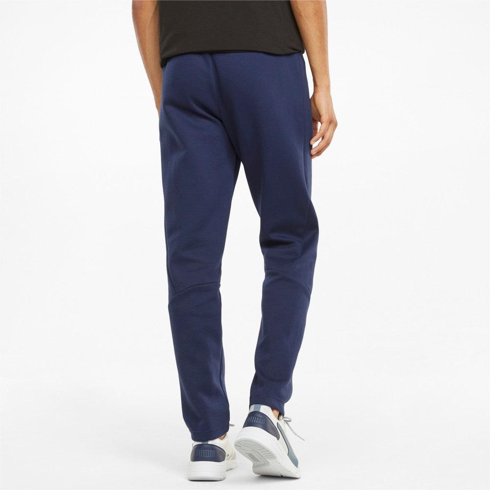 Изображение Puma Штаны Evostripe Men's Pants #2: Peacoat