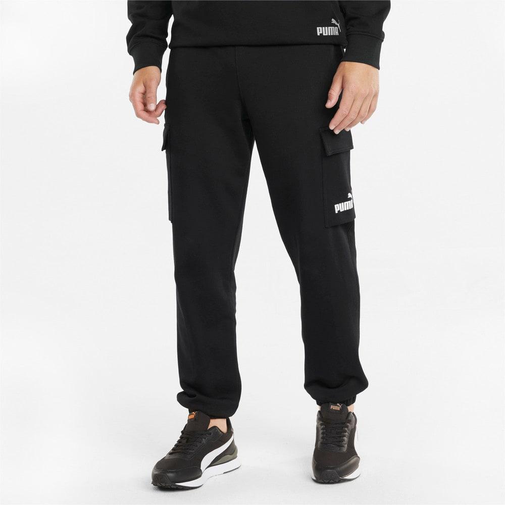 Изображение Puma Штаны Power  Men's Cargo Pants #1: Puma Black