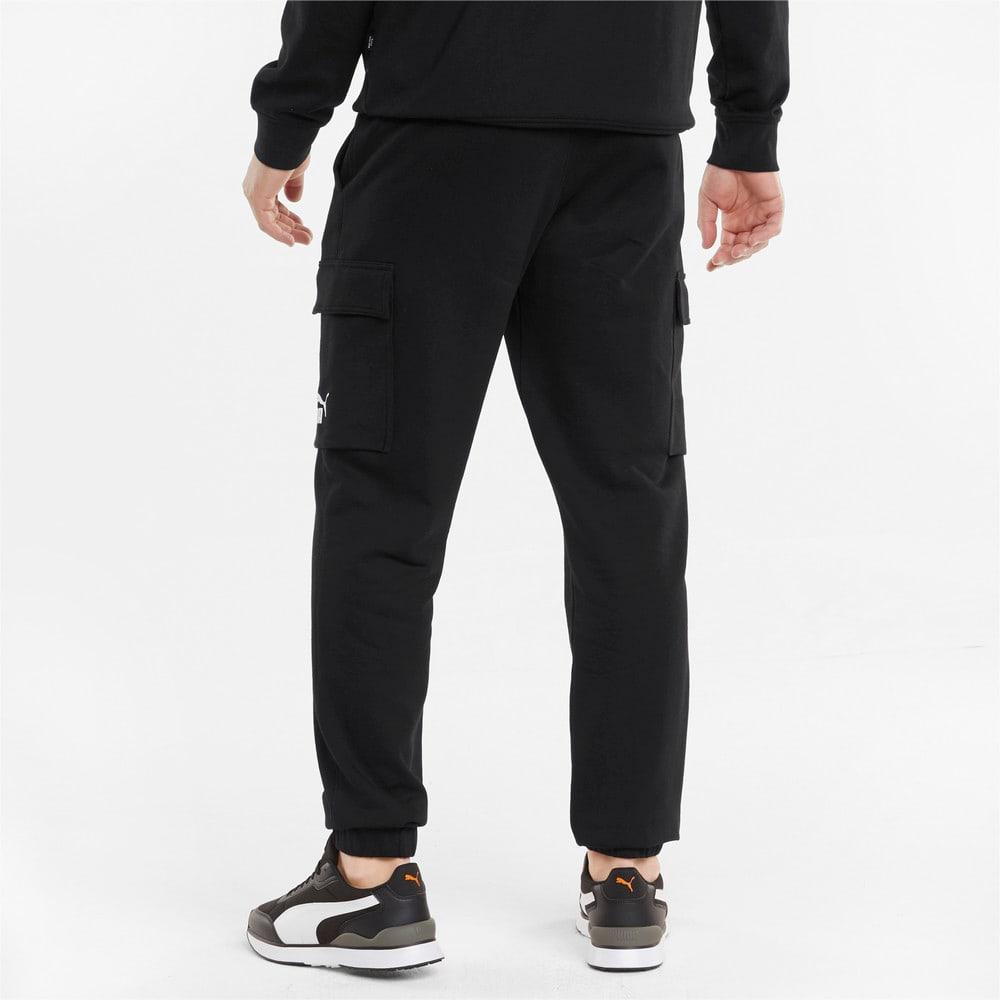 Изображение Puma Штаны Power  Men's Cargo Pants #2: Puma Black