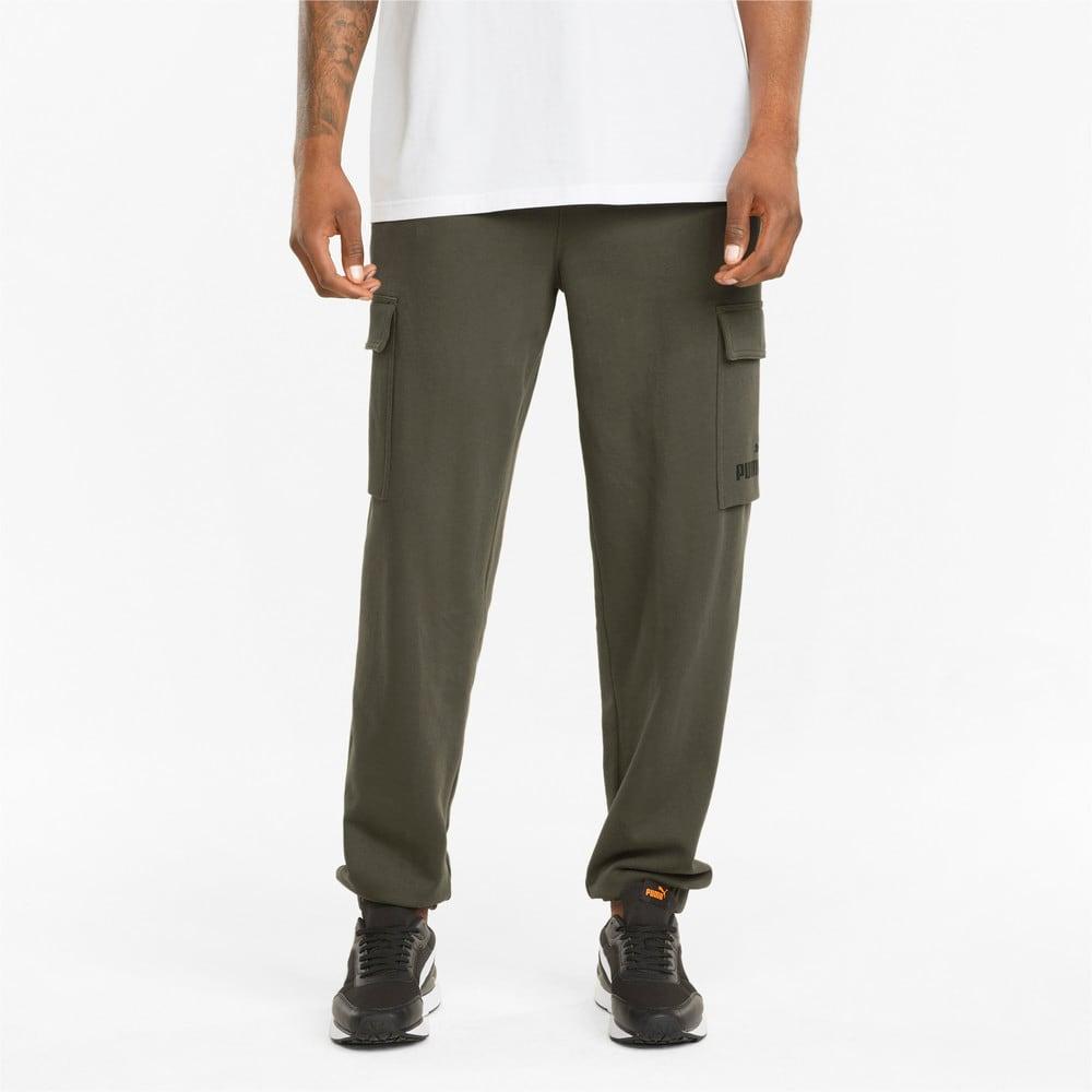 Зображення Puma Штани Power  Men's Cargo Pants #1: Grape Leaf