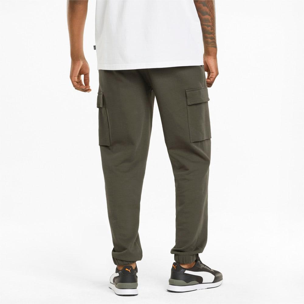 Зображення Puma Штани Power  Men's Cargo Pants #2: Grape Leaf