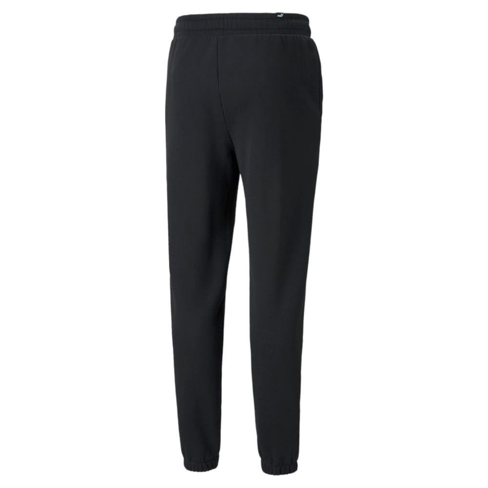Изображение Puma Штаны Essentials Men's Sweatpants #2: Puma Black
